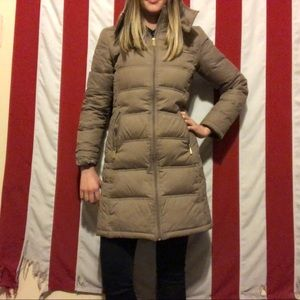 Michael Kors Puffer Jacket Sz XS